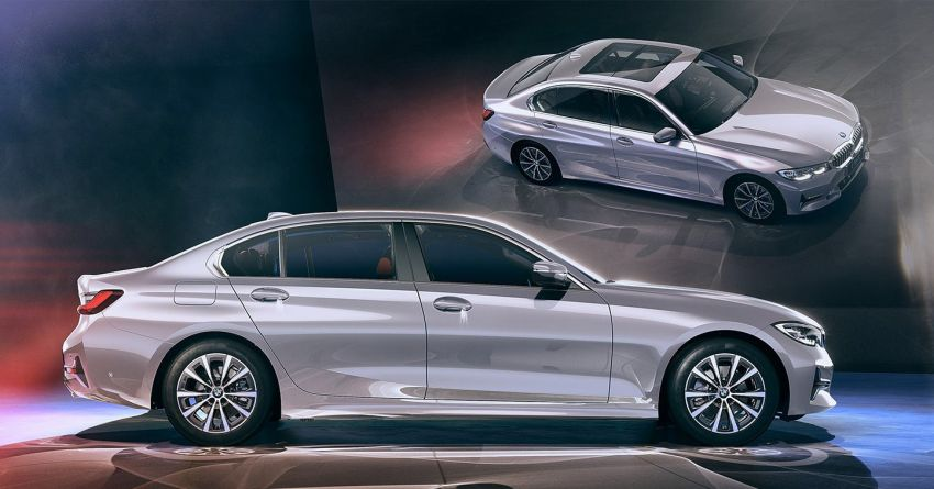 G28 BMW 3 Series Gran Limousine launched in India – LWB version of G20; 330Li, 320Ld; priced from RM285k Image #1238150