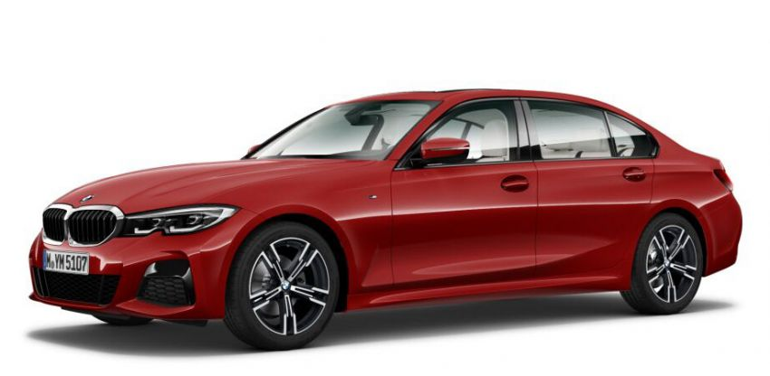 G28 BMW 3 Series Gran Limousine launched in India – LWB version of G20; 330Li, 320Ld; priced from RM285k Image #1238169