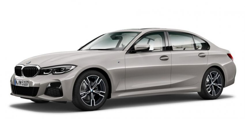G28 BMW 3 Series Gran Limousine launched in India – LWB version of G20; 330Li, 320Ld; priced from RM285k Image #1238170