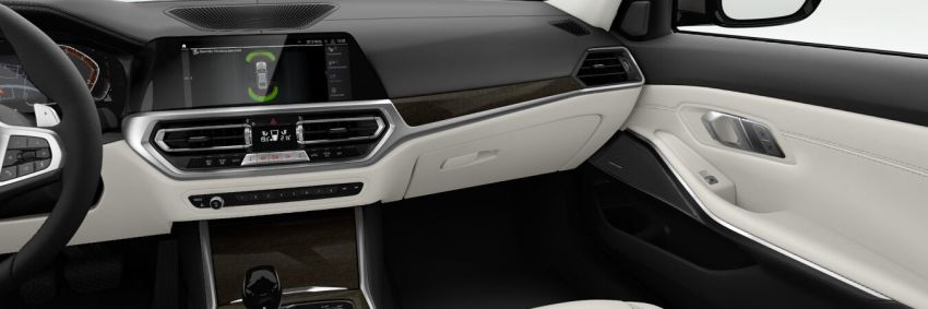 G28 BMW 3 Series Gran Limousine launched in India – LWB version of G20; 330Li, 320Ld; priced from RM285k Image #1238173