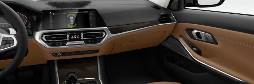 G28 BMW 3 Series Gran Limousine launched in India – LWB version of G20; 330Li, 320Ld; priced from RM285k Image #1238175