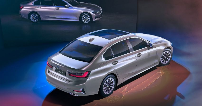 G28 BMW 3 Series Gran Limousine launched in India – LWB version of G20; 330Li, 320Ld; priced from RM285k Image #1238151