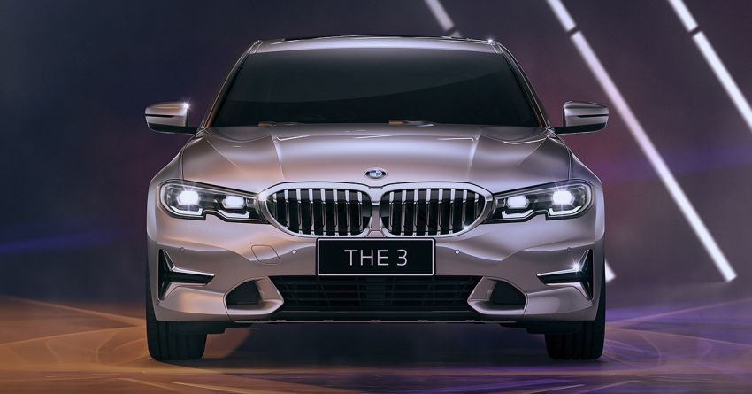 G28 BMW 3 Series Gran Limousine launched in India – LWB version of G20; 330Li, 320Ld; priced from RM285k Image #1238152