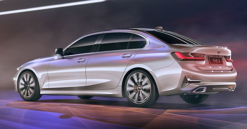 G28 BMW 3 Series Gran Limousine launched in India – LWB version of G20; 330Li, 320Ld; priced from RM285k Image #1238153