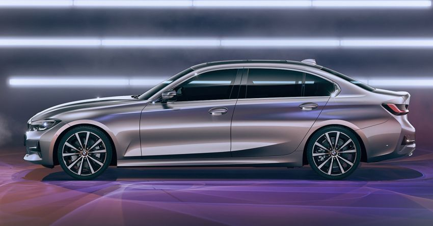 G28 BMW 3 Series Gran Limousine launched in India – LWB version of G20; 330Li, 320Ld; priced from RM285k Image #1238154