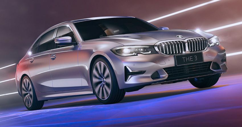 G28 BMW 3 Series Gran Limousine launched in India – LWB version of G20; 330Li, 320Ld; priced from RM285k Image #1238155