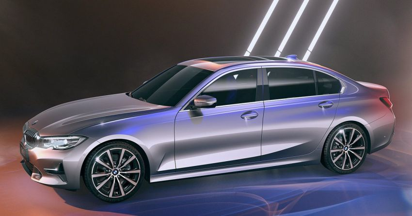 G28 BMW 3 Series Gran Limousine launched in India – LWB version of G20; 330Li, 320Ld; priced from RM285k Image #1238156