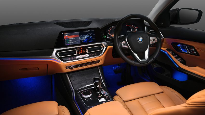 G28 BMW 3 Series Gran Limousine launched in India – LWB version of G20; 330Li, 320Ld; priced from RM285k Image #1238157