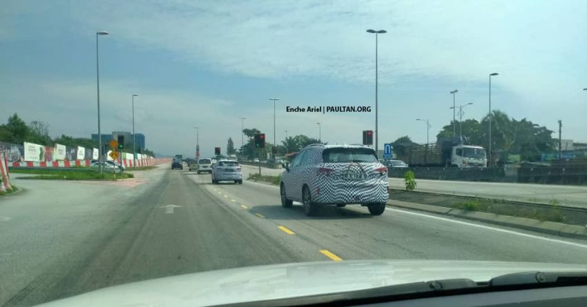 SPIED: GAC Trumpchi GS3 Power spotted in Perak – 1.5T, 163 PS, 235 Nm; B-seg China SUV to be CKD? Image #1237987