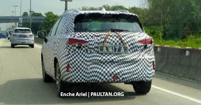 SPIED: GAC Trumpchi GS3 Power spotted in Perak – 1.5T, 163 PS, 235 Nm; B-seg China SUV to be CKD? Image #1237990