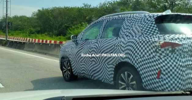 SPIED: GAC Trumpchi GS3 Power spotted in Perak – 1.5T, 163 PS, 235 Nm; B-seg China SUV to be CKD? Image #1237989