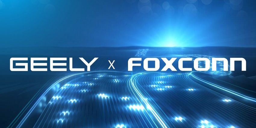 Geely and Taiwan's Foxconn form JV to provide consulting services in manufacturing processes, ICT Image #1235787