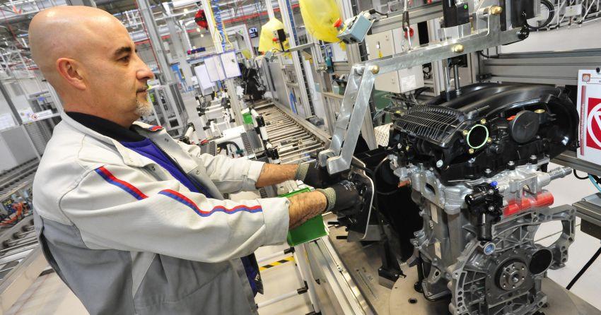 World's biggest diesel engine factory in France begins electric motor production – slow death for diesel? Image #1239085