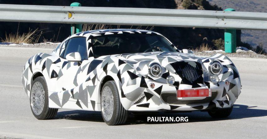 SPIED: Hurtan Grand Albaycin – Miata-based roadster Image #1234992