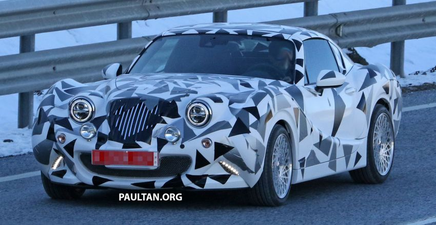 SPIED: Hurtan Grand Albaycin – Miata-based roadster Image #1235002