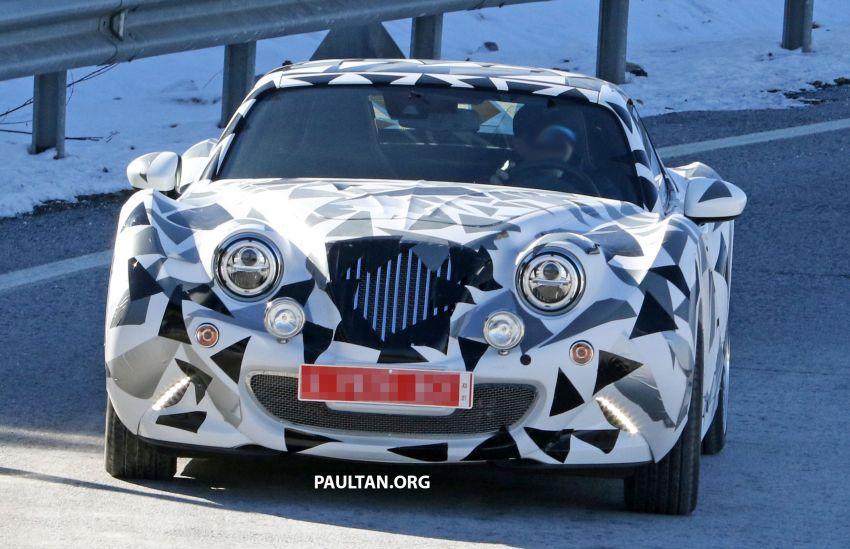 SPIED: Hurtan Grand Albaycin – Miata-based roadster Image #1235003