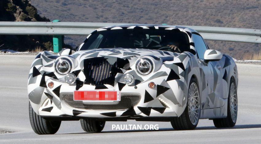SPIED: Hurtan Grand Albaycin – Miata-based roadster Image #1234993