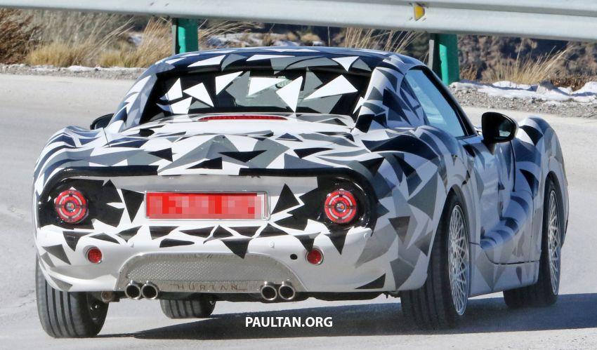 SPIED: Hurtan Grand Albaycin – Miata-based roadster Image #1235011
