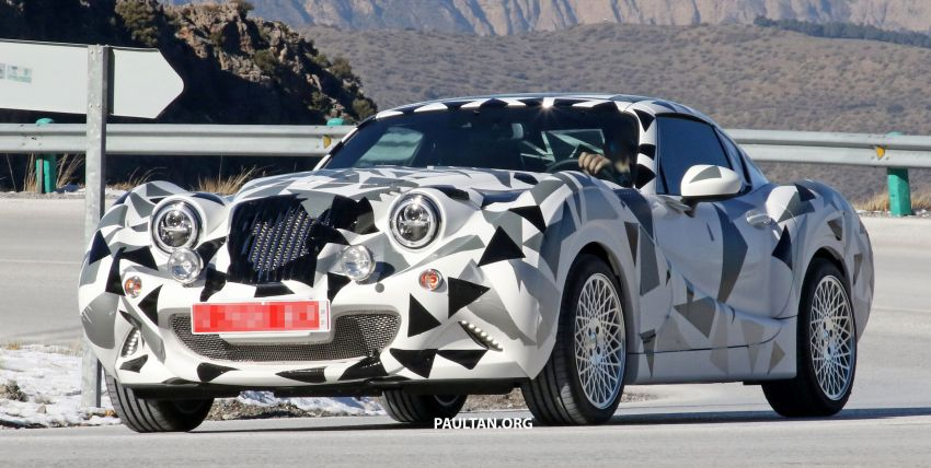 SPIED: Hurtan Grand Albaycin – Miata-based roadster Image #1235015