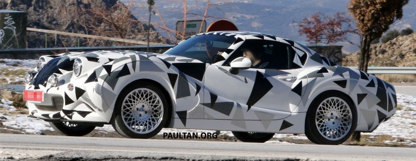 SPIED: Hurtan Grand Albaycin – Miata-based roadster Image #1234994
