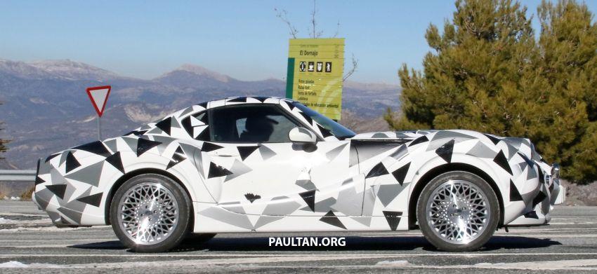 SPIED: Hurtan Grand Albaycin – Miata-based roadster Image #1235022