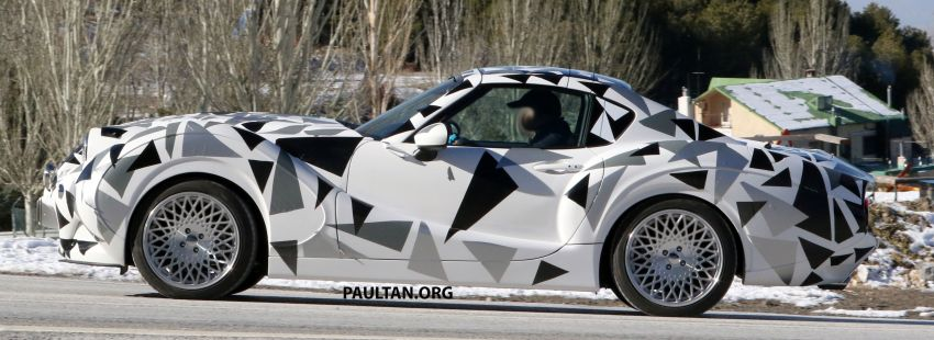 SPIED: Hurtan Grand Albaycin – Miata-based roadster Image #1234995