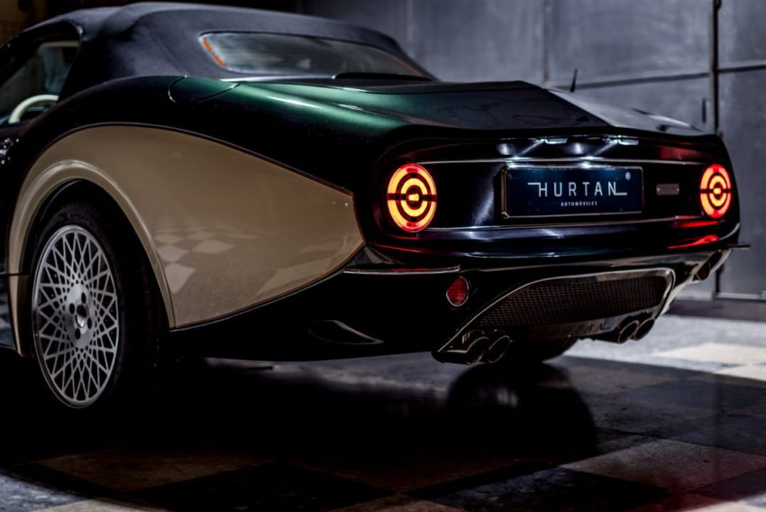 Hurtan Grand Albaycin unveiled – Mazda MX-5-based roadster, 2.0L and 1.5L engines; limited to 30 units Image #1238806