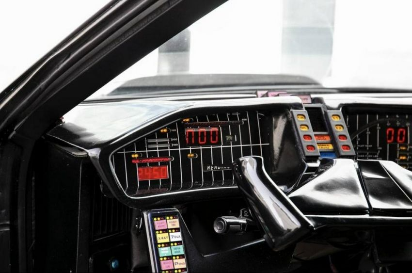 David Hasselhoff's personal KITT car is up for auction Image #1231375