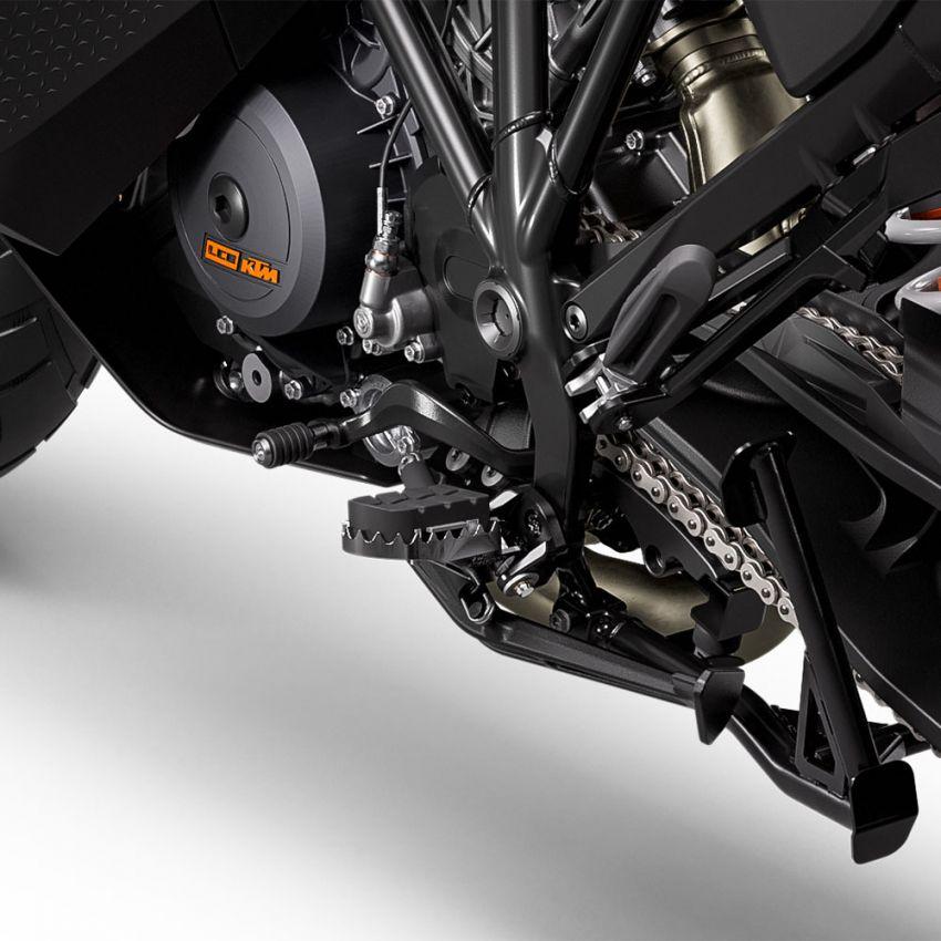 KTM 1290 Super Adventure S 2021 diperkenal – ciri Adaptive Cruise Control diberikan standard, 160 hp Image #1241154