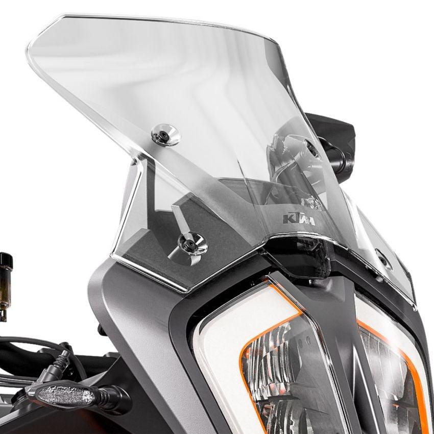 KTM 1290 Super Adventure S 2021 diperkenal – ciri Adaptive Cruise Control diberikan standard, 160 hp Image #1241152