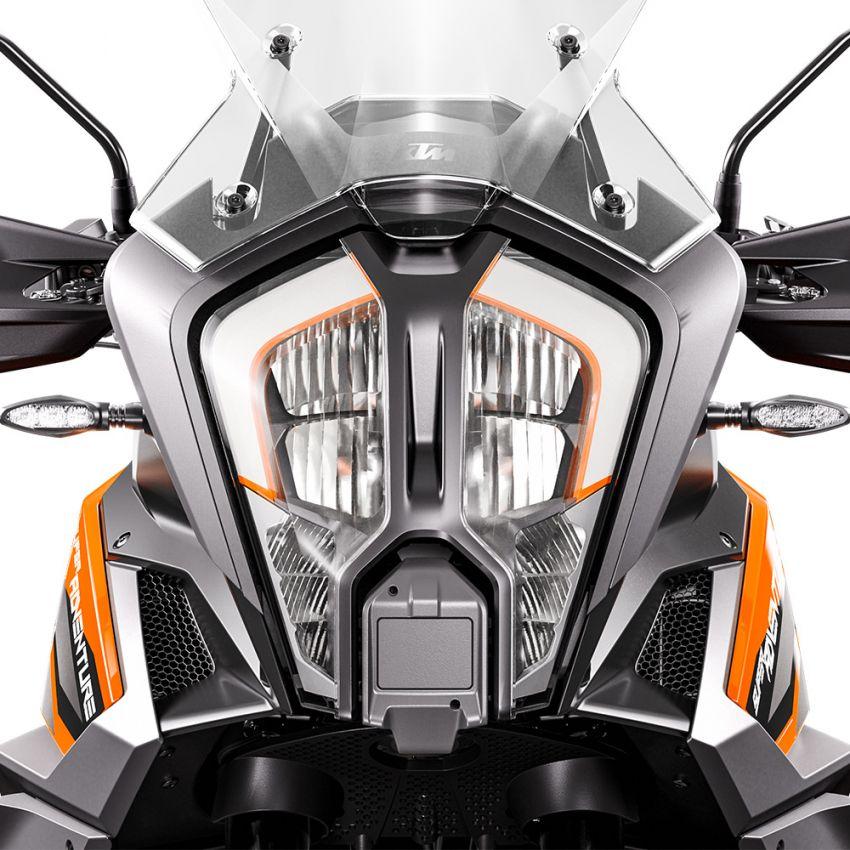 KTM 1290 Super Adventure S 2021 diperkenal – ciri Adaptive Cruise Control diberikan standard, 160 hp Image #1241151