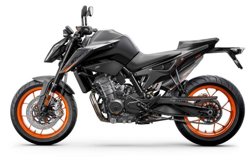 2021 KTM 890 Duke revealed, 889 cc, 115 hp, 92 Nm Image #1237179