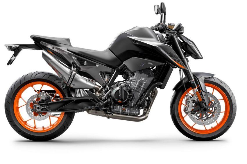 2021 KTM 890 Duke revealed, 889 cc, 115 hp, 92 Nm Image #1237180