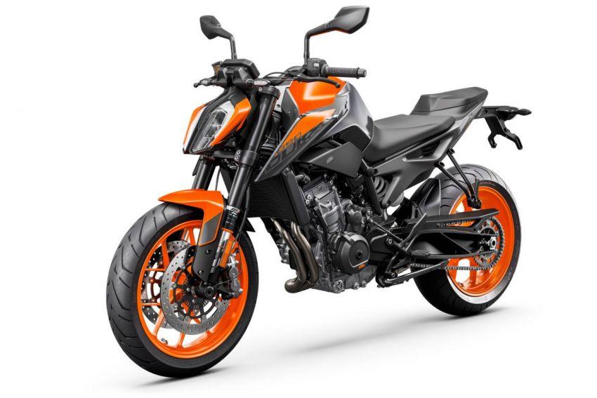 2021 KTM 890 Duke revealed, 889 cc, 115 hp, 92 Nm Image #1237181