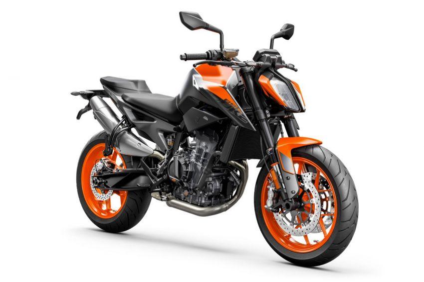 2021 KTM 890 Duke revealed, 889 cc, 115 hp, 92 Nm Image #1237182
