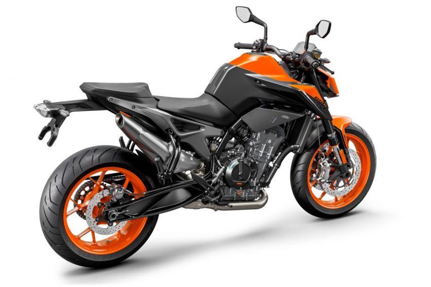 2021 KTM 890 Duke revealed, 889 cc, 115 hp, 92 Nm Image #1237190