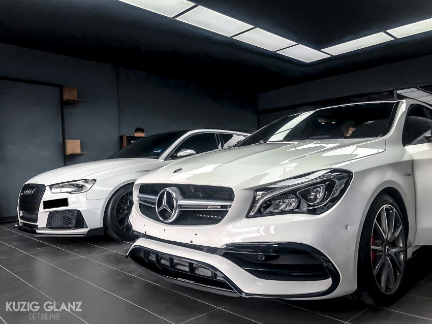 AD: Detailing, coatings, tints, aftermarket parts, even photoshoots – Kuzig Glanz has all your car needs! Image #1235975