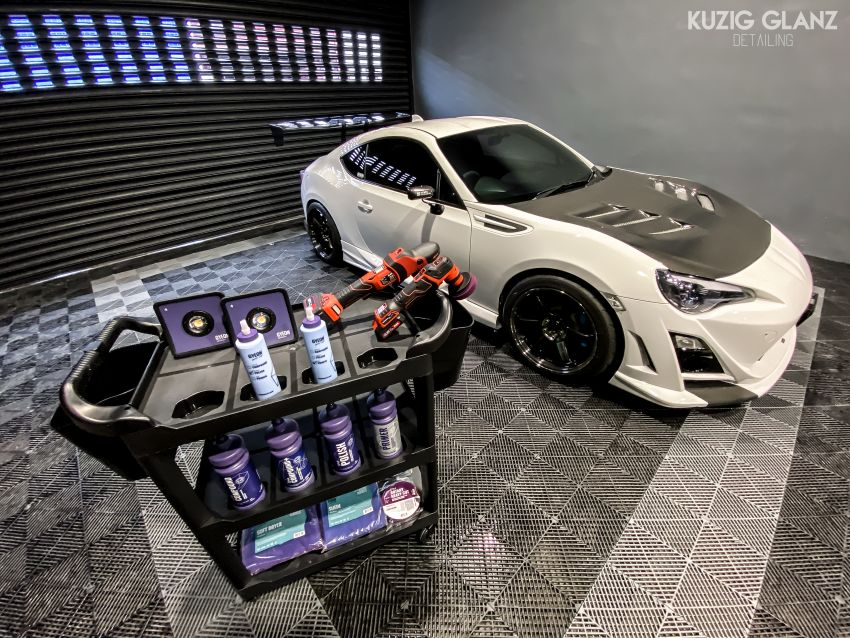 AD: Detailing, coatings, tints, aftermarket parts, even photoshoots – Kuzig Glanz has all your car needs! Image #1235988