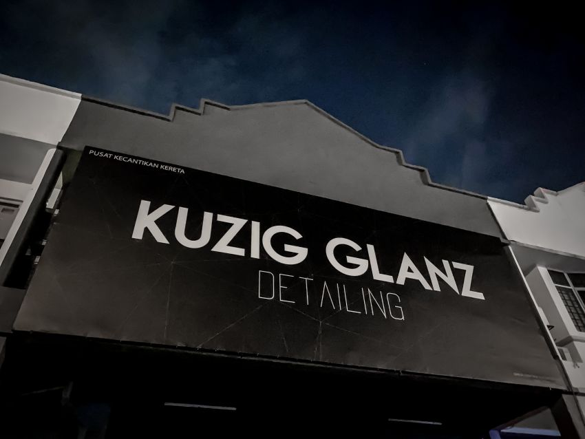 AD: Detailing, coatings, tints, aftermarket parts, even photoshoots – Kuzig Glanz has all your car needs! Image #1235991