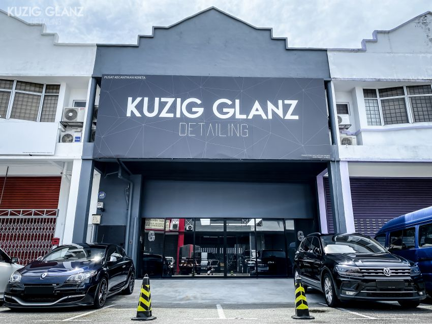 AD: Detailing, coatings, tints, aftermarket parts, even photoshoots – Kuzig Glanz has all your car needs! Image #1235989