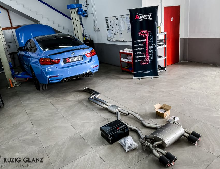 AD: Detailing, coatings, tints, aftermarket parts, even photoshoots – Kuzig Glanz has all your car needs! Image #1235994