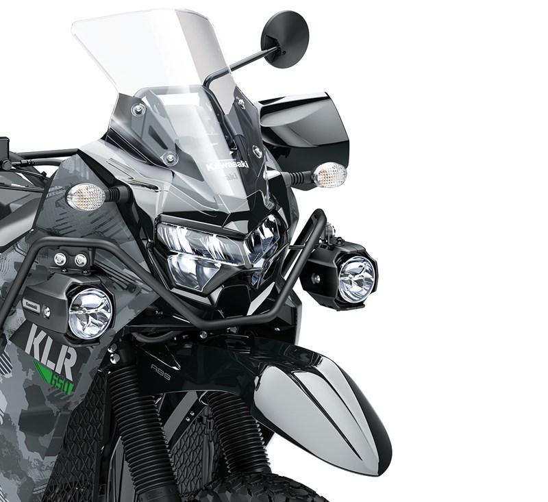 Kawasaki KLR 650 2021 – beberapa bahagian terima peningkatan, ciri lasak yang digemari dikekalkan Image #1240849