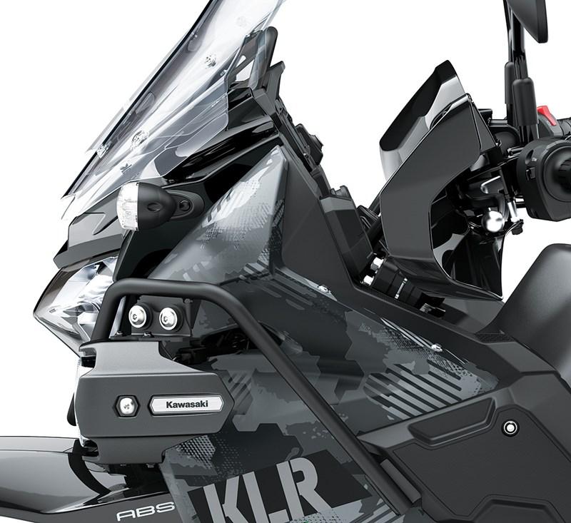 Kawasaki KLR 650 2021 – beberapa bahagian terima peningkatan, ciri lasak yang digemari dikekalkan Image #1240848