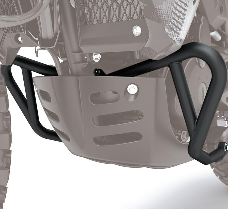 Kawasaki KLR 650 2021 – beberapa bahagian terima peningkatan, ciri lasak yang digemari dikekalkan Image #1240847