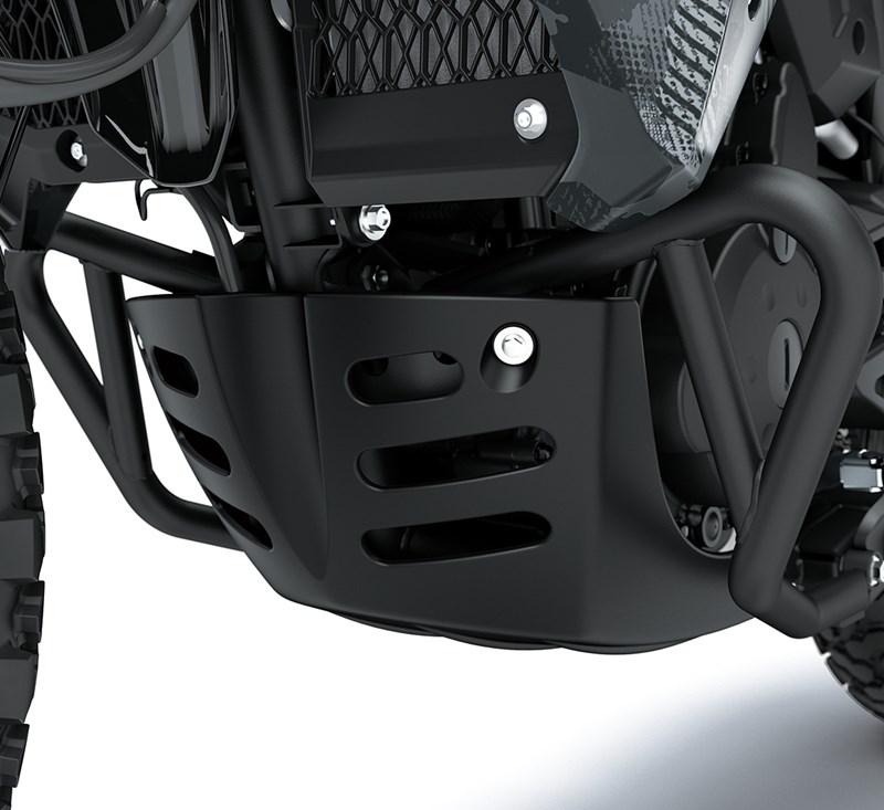 Kawasaki KLR 650 2021 – beberapa bahagian terima peningkatan, ciri lasak yang digemari dikekalkan Image #1240846