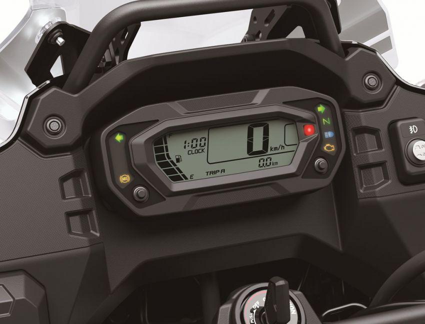 Kawasaki KLR 650 2021 – beberapa bahagian terima peningkatan, ciri lasak yang digemari dikekalkan Image #1240841