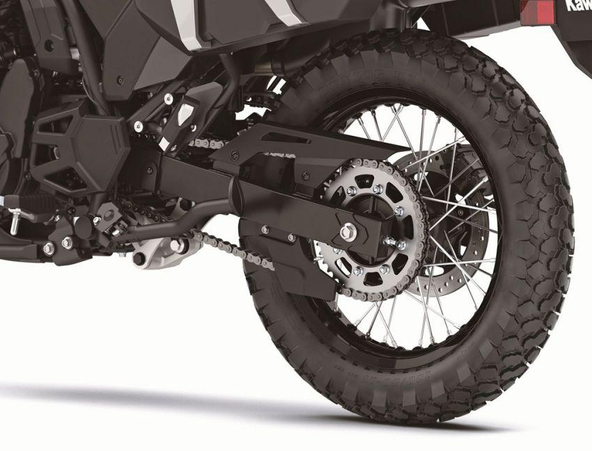 Kawasaki KLR 650 2021 – beberapa bahagian terima peningkatan, ciri lasak yang digemari dikekalkan Image #1240839