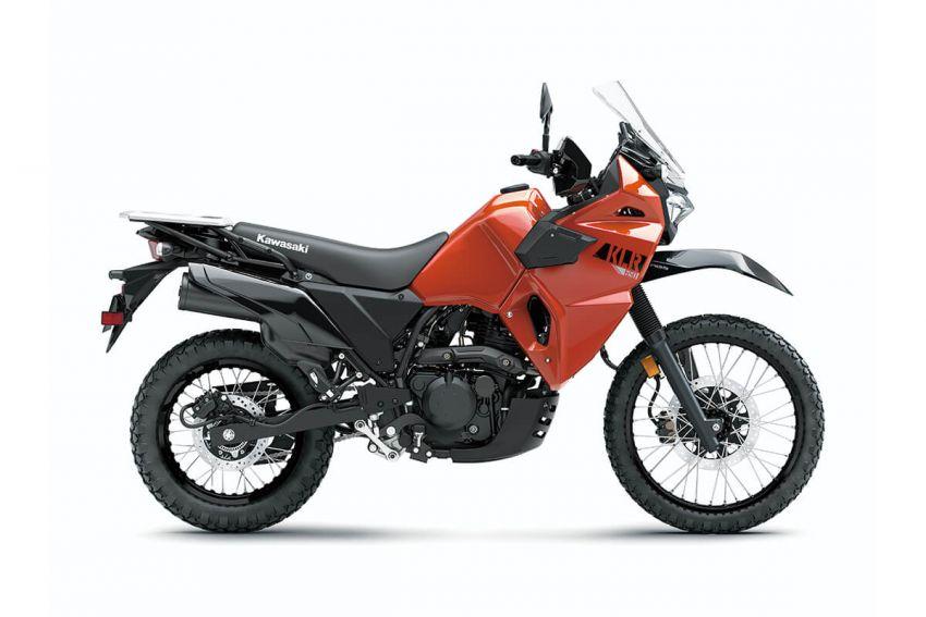 Kawasaki KLR 650 2021 – beberapa bahagian terima peningkatan, ciri lasak yang digemari dikekalkan Image #1240852