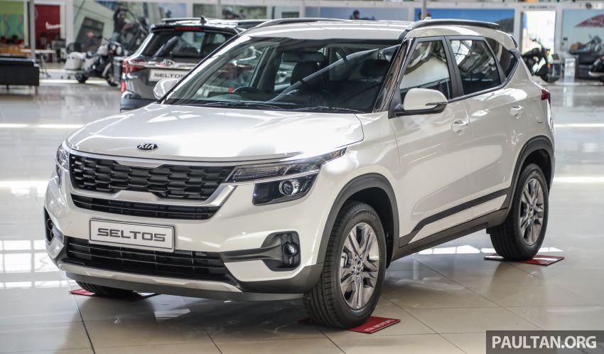 Kia Seltos SUV launched in Malaysia – EX and GT Line, 123 PS/151 Nm 1.6L NA engine, RM116k to RM134k Image #1231311