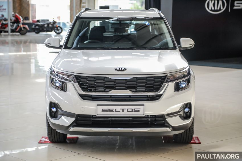Kia Seltos SUV launched in Malaysia – EX and GT Line, 123 PS/151 Nm 1.6L NA engine, RM116k to RM134k Image #1231315